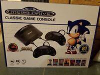 Brand New Sega Mega Drive