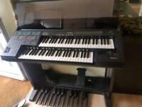 Yamaha organ hs8