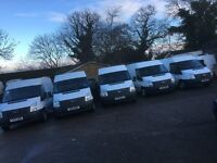 FORD TRANSIT MWB. MEDIUM ROOF.2012.ONE OWNER FROM NEW.CHOICE OF 5 VANS