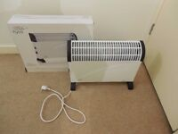2KW Convector Heater 3 Adjustable Heat Settings - Home - Free Stand