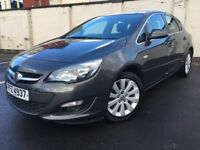 2013 Vauxhall Astra 5dr Hatchback 2.0 Automatic Diesel