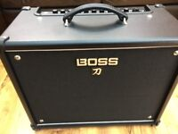 BOSS KATANA 50 IN GREAT CONDITION