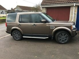 Land rover discovery 4 Automatic