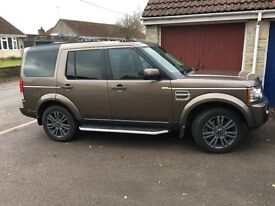 Land rover discovery 4 Automatic 7 seats