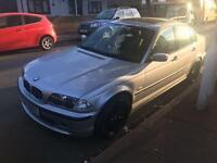 BMW 330D AUTO MOT GOOD ENGINE AND GEARBOX P/x Audi ford seat vw