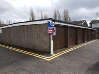 Garages to rent: Stockbridge Drive, Aldershot GU11 3RT - NEW DOORS