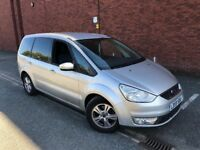 2009/59 FORD GALAXY 2.0L DIESEL AUTOMATIC 7 SEATER GREAT CONDITION WITH MOT