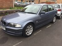 AUTOMATIC BMW 320i 5-dr SALOON NEW 12 MONTHS MOT £699