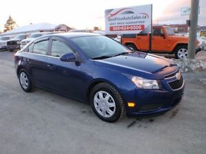2013 Chevrolet Cruze LT Turbo!! CERTIFIED!