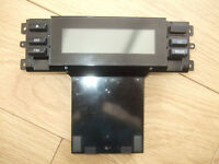 Volvo s80/v70 audio lcd display
