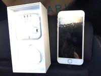iPhone 6-16GB- Rose Gold VGC