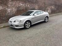 2006/55 HYUNDAI COUPE S 1.6 FULL SERVICE HISTORY 87,000 MILES DRIVES A1!!!