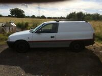 Astra van spares or repair