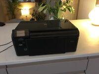 HP Photosmart wireless printer and scanner