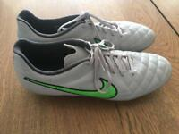 Size 12 NIKE adult football boots