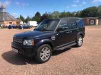 Land Rover Discovery 4 diesel 3.0 V6 7 Seat