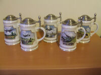 The Dambusters Heroes Of The Sky Tankards.