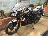 Lexmoto xtr 125 cc