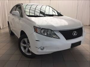 2012 Lexus RX 350 Satiny Package: 1 Owner, AWD.