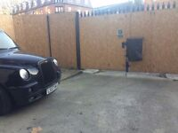 CCTV and locked parking space for rent in Bethnal Green