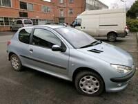 Peugeot 206 1.4 zest 04 reg