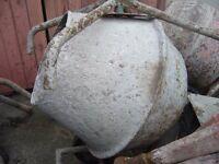 Barromix Cement Mixer