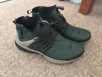 Nike trainers green. Size 12.
