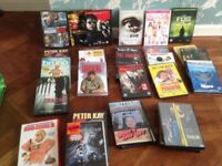 24 dvds various horror comedy etc