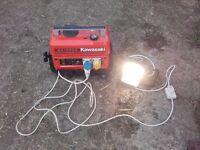 kawasaki ga1400a generator