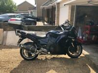 Kawasaki GTR 1400. 2011. P/x Goldwing or sell