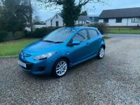 2012 MAZDA 2 1.3 TAMURA - 5 DOOR - £30 ROAD TAX - LOW INSURANCE -