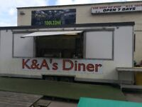 22Ft Catering trailer / Burger van
