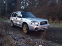 Swap or sell 4wd subaru forester x