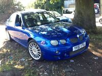 2001 MG ZT 2.5 blue 4dr JFV WSQ BREAKING FOR SPARES
