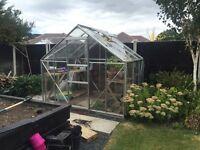 Greenhouse (Simplicity SUN Plain Aluminium)