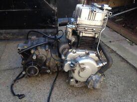 Apache 300 quad engine