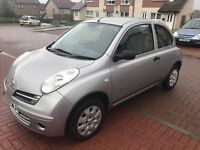 2006 Nissan Micra 1.2 16v Initia Only 70,000 Miles! 1 Year MOT!