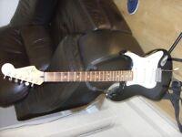 Fender Stratocaster Guitar-Mexican model