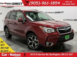 2016 Subaru Forester 2.0XT Limited Package