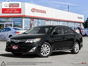 2014 Toyota Camry XLE Toyota Certified, One Owner, No Acciden...