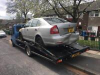 Scrap cars wanted for cash on collections spares or repairs