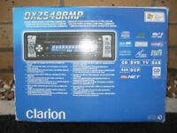 Clarions Professional Multi Media Car Radio BNIB (DXZ548RMP)