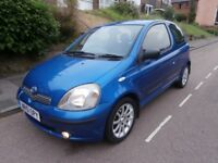 TOYOTA YARIS 1.3 SR EDITION (VERY RARE CAR), COVERED JUST 43,000 GENUINE LOW MILEAGE