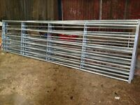 Farm / Field Gates by Bateman (Century Gates) 15ft wide