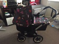 Bugaboo donkey duo with lots of extra £800 Stevenage