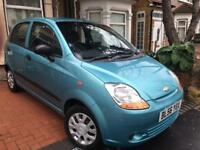 Chevrolet Matiz 0.8 S 2007 5Dr Cheap Economical Car.
