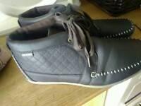 Men's Nicholas deakin boots size 9