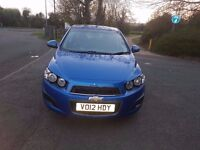 Chevrolet Aveo 1.3 TD LT 5dr ( 2 previous owners)