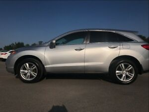 2014 Acura RDX AWD - Leather - Moon - Reverse Cam