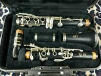 Clarinet yamaha ycl 250 overhauled